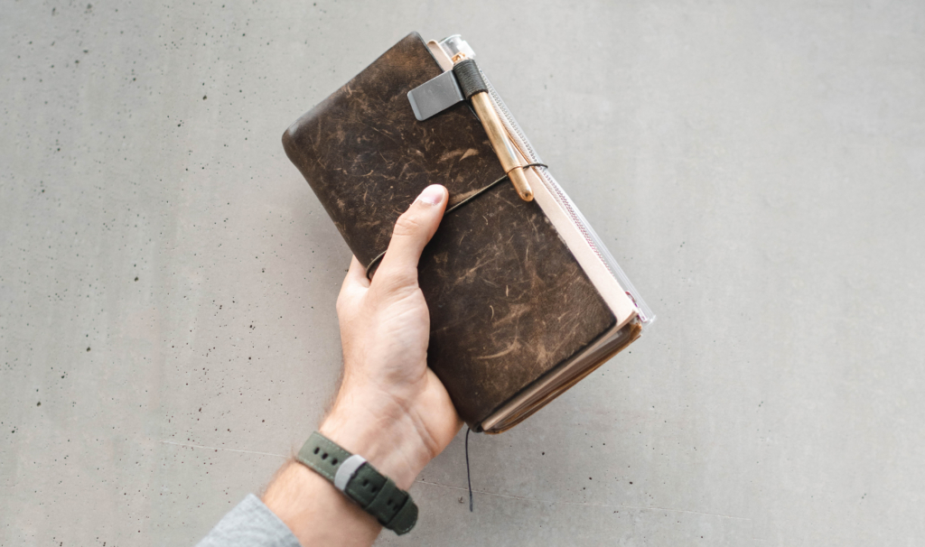 Traveler's notebook lifestyle