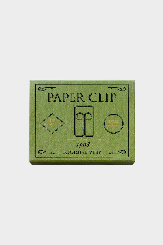 paper clip tools to liveby