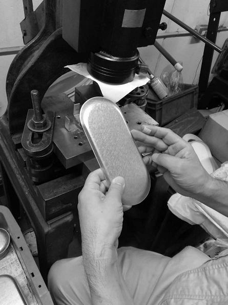fabrication en laiton