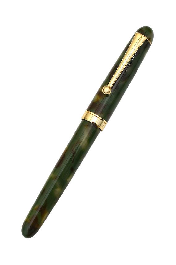 stylo plume Onishi Seisakusho camo