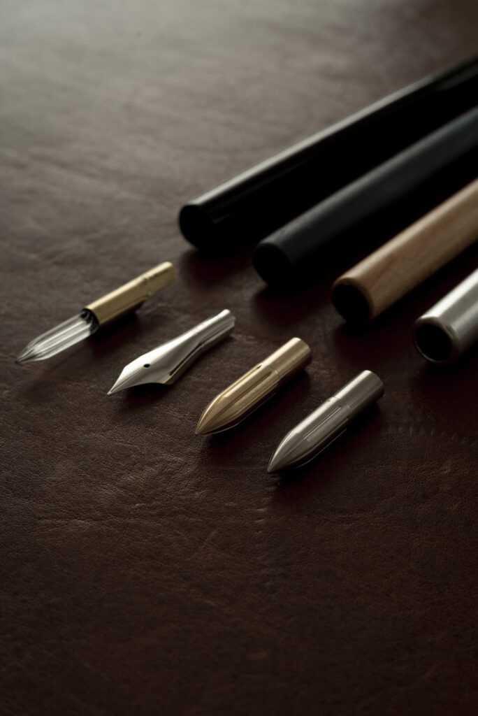 pointe stylo plume kakimori
