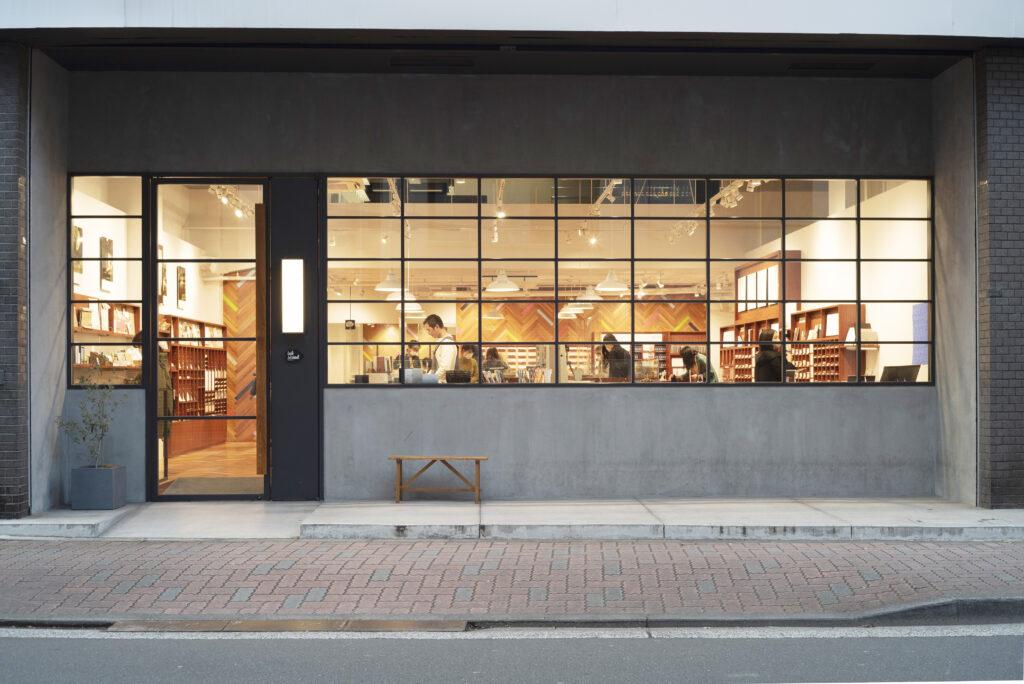 boutique kakimori à tokyo